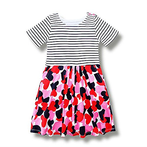 Animal Unicorn Princess Dress Children Costume for Kids Clothes Baby Dress Dropshipping,93,ZT]()