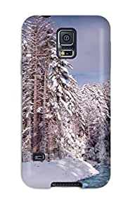 High Quality ThomasSFletcher Earth Winter Skin Case Cover Specially Designed For Galaxy - S5