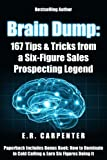 img - for Brain Dump: 167 Tips & Tricks from a Six-Figure Sales Prospecting Legend book / textbook / text book