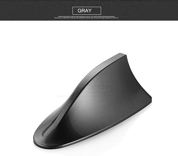 Color : Gray Xiaokai Antenne de Voiture Antenne Voiture for Shark Fin Citroen C2 C4 C5 C3 C4L Saxo Xsara Picasso Berlingo Accessoires pour la Voiture