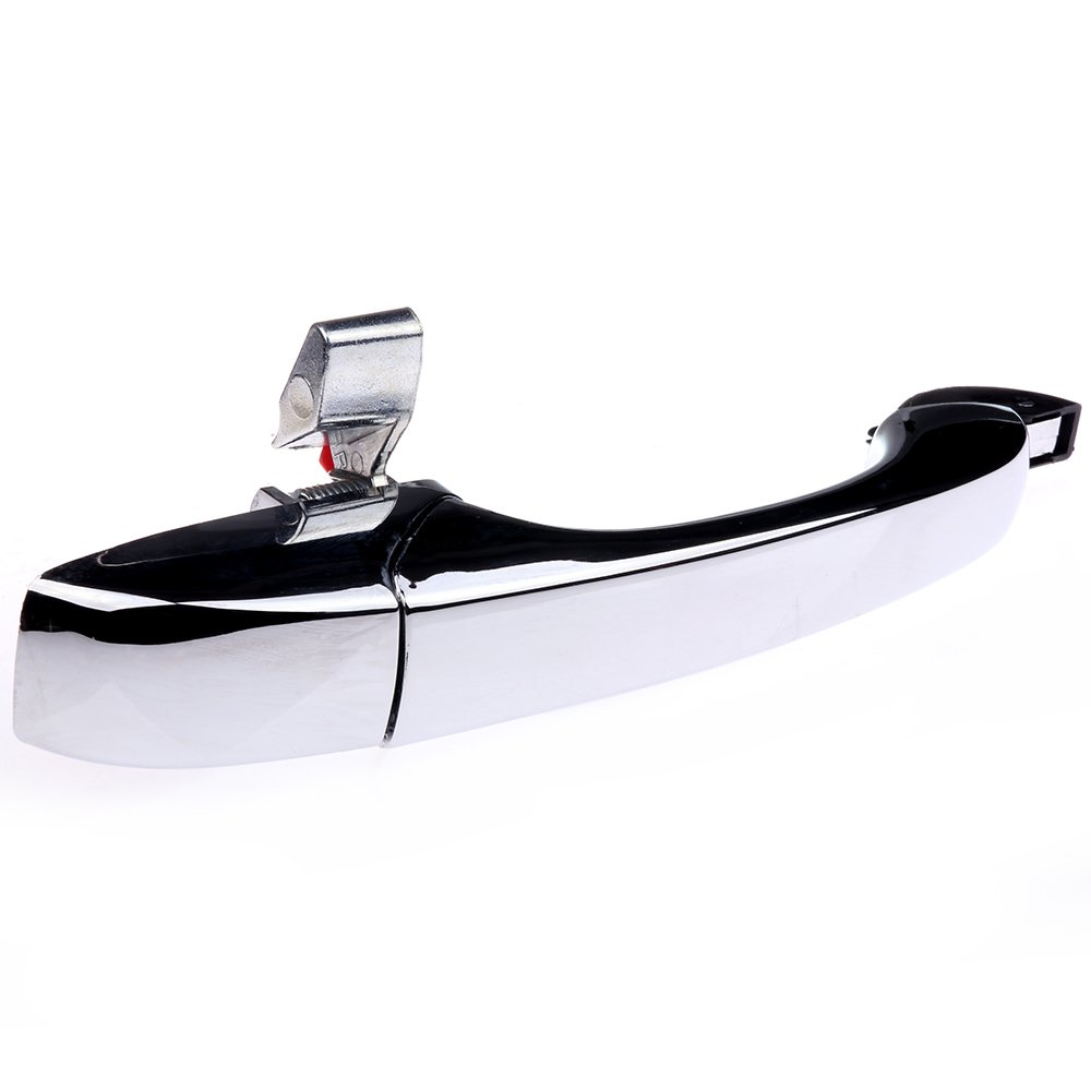 1pc cciyu Door Handle Replacement Chrome Exterior Front Rear Right Side Door Handle Replacement fit for 2005-2010 Chrysler 300 2005-2008 Dodge Magnum 5065800AD