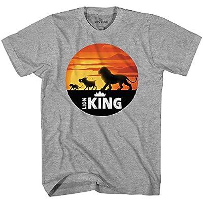 Disney Lion King Hakuna MATA Tee Movie Disneyland Graphic Adult T-Shirt