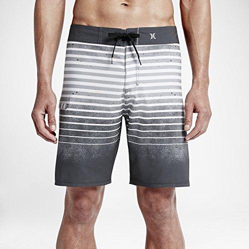 UPC 889294134161, Hurley MBS0004090 Mens Riviera Phtm Shorts, Dark Grey,32