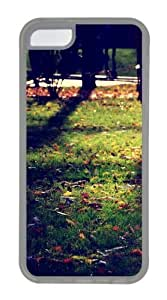 Armenian Autumn Custom iPhone 5C Case Cover TPU Transparent