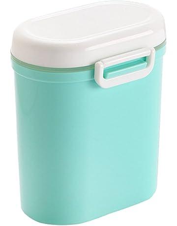 Kleinkinder Portable Milch Pulver Formel Dispenser Lebensmittel Container Lagerung Fütterung Box Für Kinder Essen Pp Box Baby Formel Milch Lagerung Mutter & Kinder Fütterung