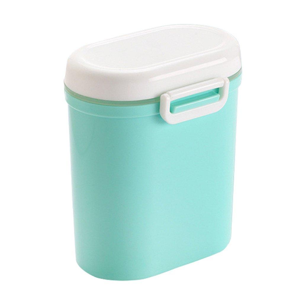 Baby Milchpulver Container-Portable Milchpulver-Spender BPA frei Lebensmittel Snacks Obst Lagerung Große Kapazität Milchpulver Box für Infant Kleinkind Kinder-Anzug für Reisen und Ausgehen Eizur