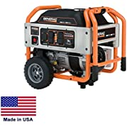 Portable Generator - 4,500 Watt - 4.5 kW - 120/240V - 7 Hp - Ca Compliant CaRB