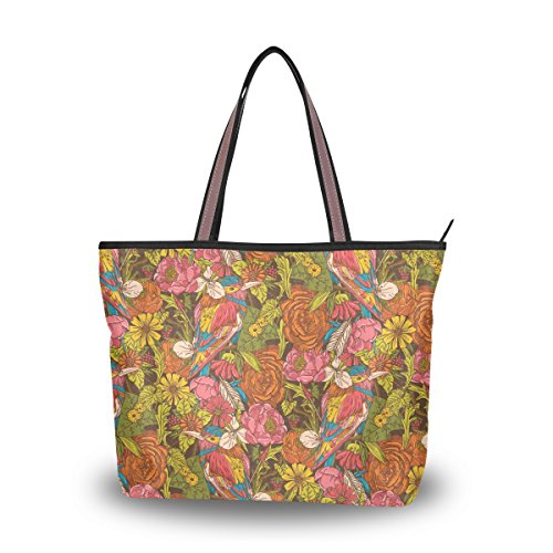 Denriera - Multicolored Cloth Bag Woman