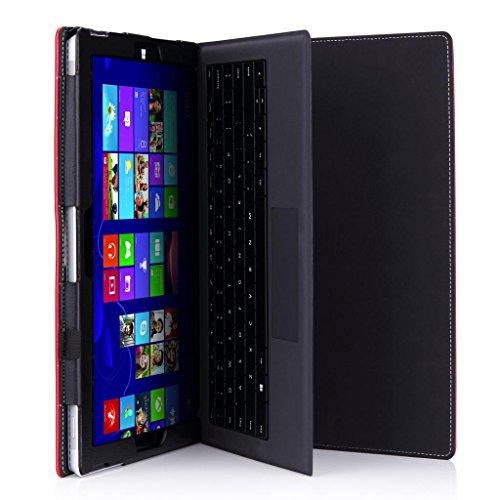 moko microsoft surface pro 3 case slim folding cover. Black Bedroom Furniture Sets. Home Design Ideas