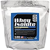Whey Protein Isolate by Muscle Research - Vanilla, 2.2lbs