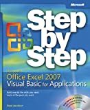 img - for Microsoft  Office Excel  2007 Visual Basic  for Applications Step by Step book / textbook / text book