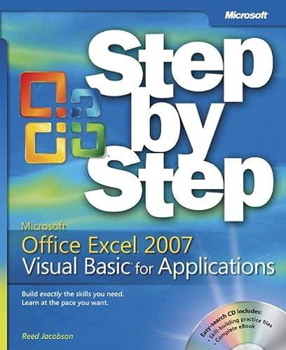 Visual Basic Excel 2007 Tutorial Pdf - free microsoft excel