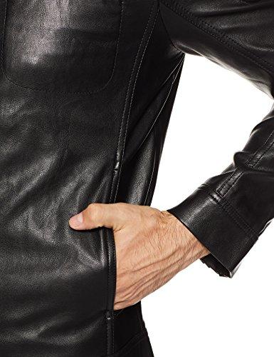 Homme Celio Noir Blouson Jubiker noir 0n0rH8Eqw