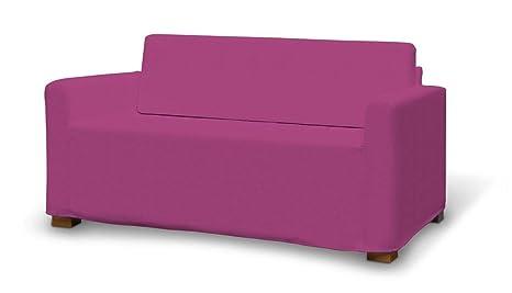 Dekoria Fire retarding IKEA SOLSTA sofá Cama, Color Fucsia ...