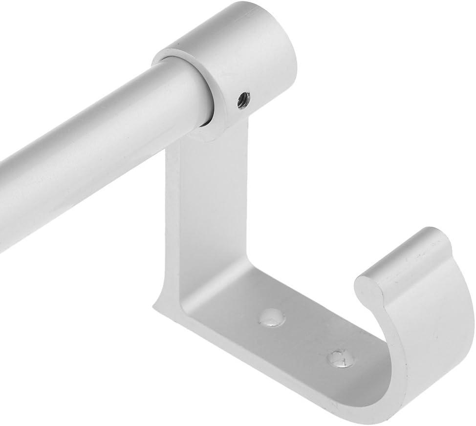 20 Gazechimp Barre /à Serviettes Support Torchon Porte-serviettes en Acier Inoxydable Fixation Robuste 30cm//40cm//50cm//60cm Accessoire Salle de Bain Douche Cuisine 50cm