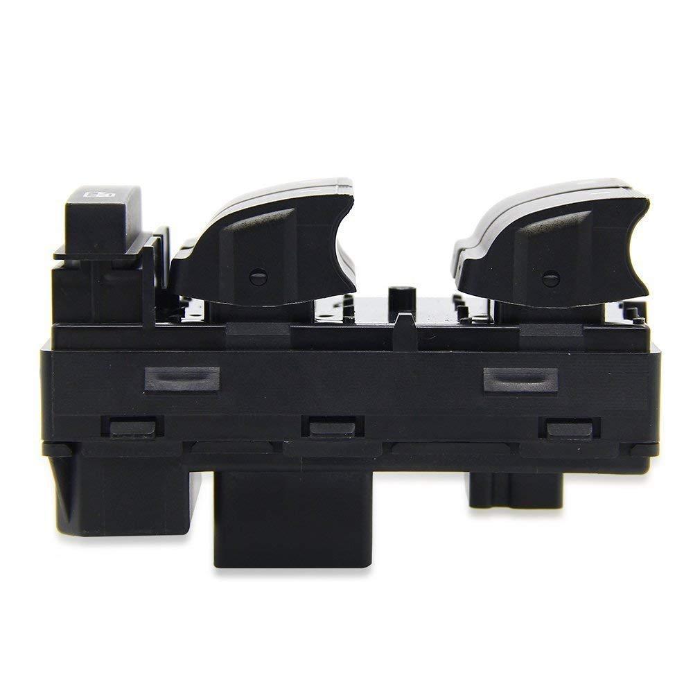 Master Power Window Switch for 2007-2013 Chevrolet Silverado Window Switch 25789692 25951963 20945129 D1954F 901341