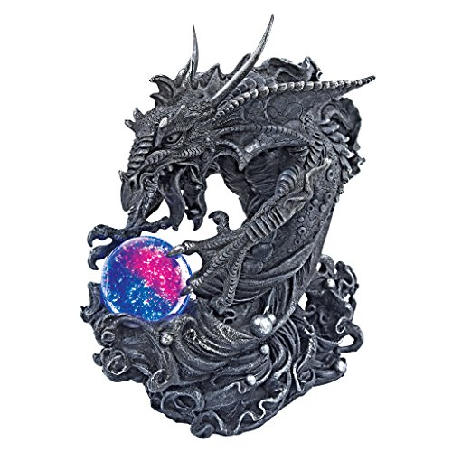 Design Toscano Shadow Stalker, Conqueror of the Dark Dragon Statue