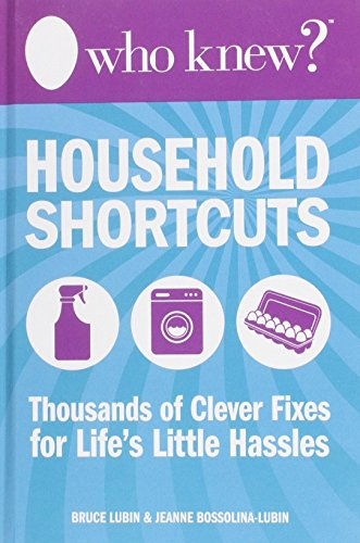 Little Fix (Who Knew? Household Shortcuts: Thousands of Clever Fixes for Life's Little)