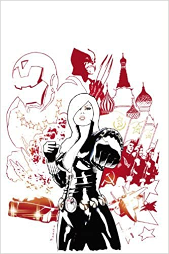 Black Widow: The Name of the Rose by Marjorie Liu (July 06,2011)