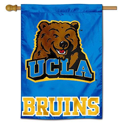 (UCLA Bruins Los Angeles University College House Flag)