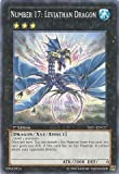 Yu-Gi-Oh! - Number 17: Leviathan Dragon (BP01-EN027) - Battle Pack: Epic Dawn - 1st Edition - Starfoil Rare