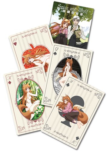 Great Eastern Spice & Wolf Holo Playing -