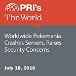 Worldwide Pokemania Crashes Servers, Raises Security Concerns | Isis Madrid