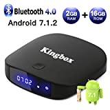 Best Android Boxes - [2018 Version] Kingbox Android TV Box, K2 Android Review