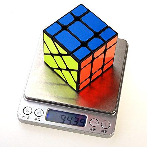 CuberSpeed YJ Fisher Cube V2 Black Magic MoYu Color Sticker Yileng