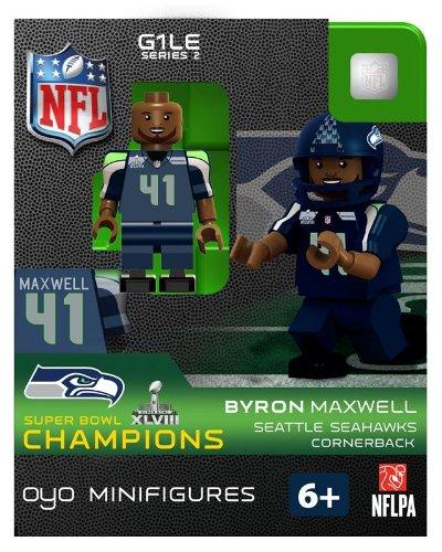 2013 Byron Maxwell Super Bowl