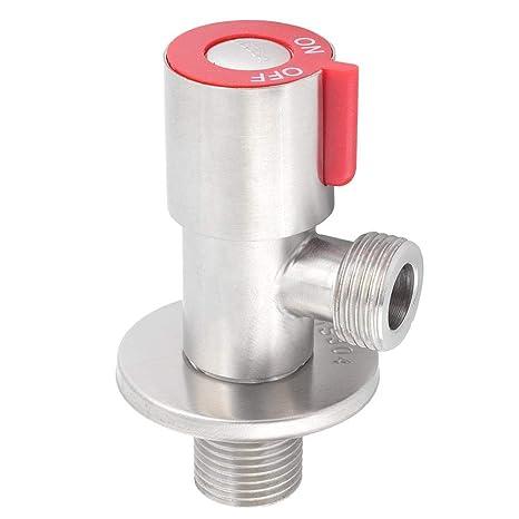 Válvula de Acero Inoxidable 304 Engrosamiento Válvula de ...