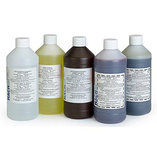 Hach 14849 Methyl Orange Indicator Solution, 500 - Indicator Orange Methyl