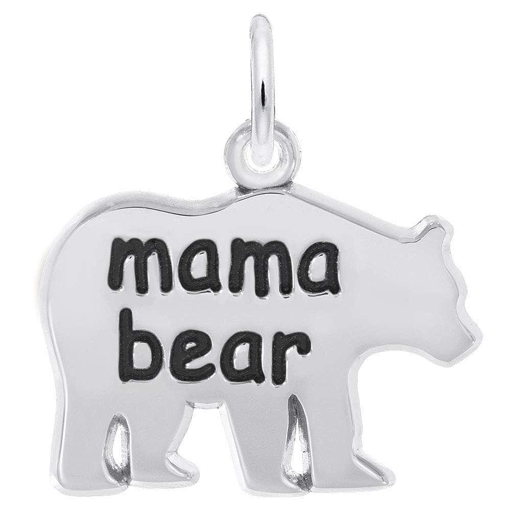 Rembrandt Mama Bear Charm