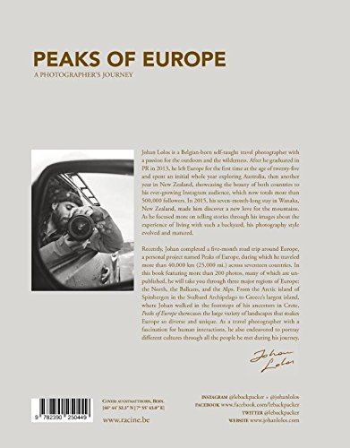 Peaks of Europe: A Photographers Journey