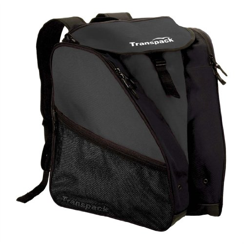 Transpack XT1 Ski Boot Bag - Black One Size
