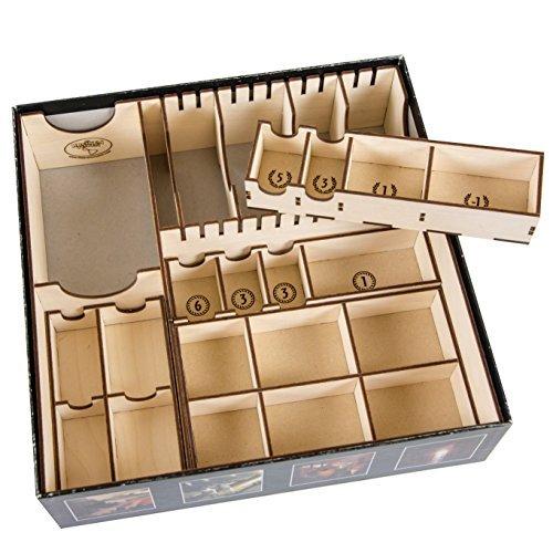 The Broken Token Box Organizer for 7 Wonders