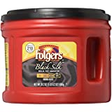 Folgers Black Silk Ground Coffee, 24.2 Ounce Price