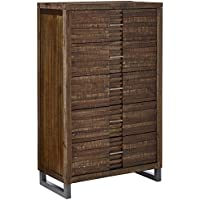 ACME Furniture Andria 21296 Chest, Reclaimed Oak, One Size