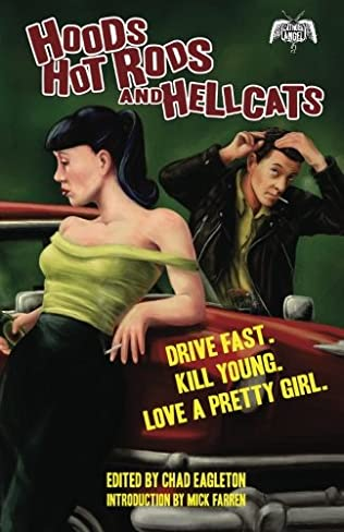 book cover of Hoods, Hot Rods, and Hellcats