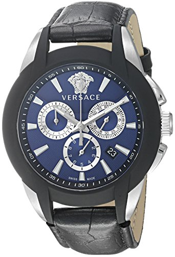 Versace-Mens-VQN010015-Character-Analog-Display-Quartz-Black-Watch
