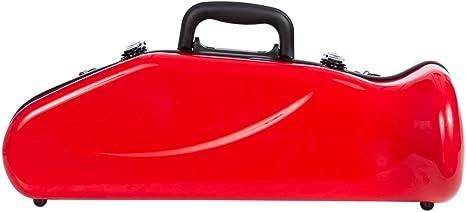 Estuche para trompeta fibra de vidrio Ultra Light C/B red M-Case: Amazon.es: Instrumentos musicales
