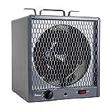 Dr. Infrared Heater 240 Volt 5600 Watt Garage Workshop Portable Space Heater