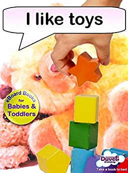 I Like Toys (I Like Reading) (English Edition) de [Publishing, Duvet]