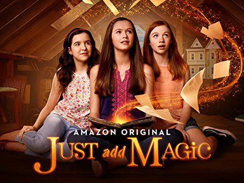 Just Add Magic - Season 1 Recap]()