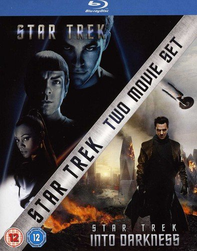 Star Trek / Star Trek Into Darkness Double Pack Edizione: Regno Unito Reino Unido Blu-ray: Amazon.es: Cine y Series TV