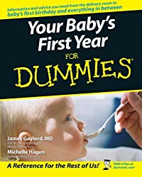 Image of the product Your Babys First Year that is listed on the catalogue brand of For Dummies.