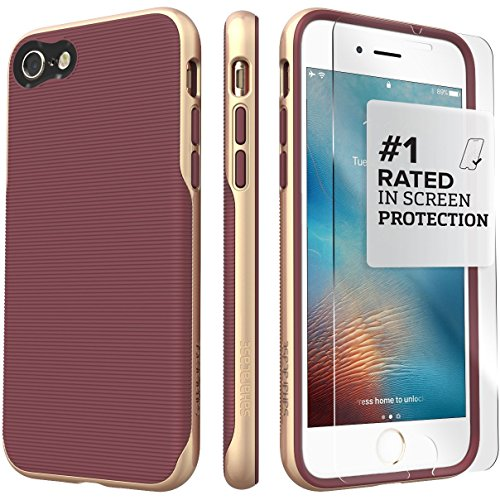 iPhone 8 Case and 7 Case, SaharaCase Trend Series Protection