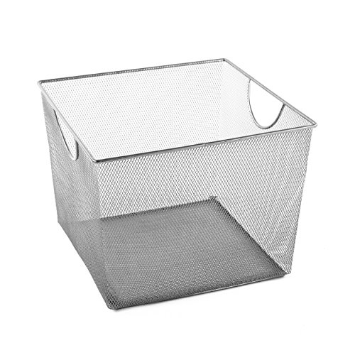 Design Ideas Mesh Storage Nest, Silver, Giant by Design Ideas (Image #2)