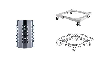 Conny Clever - Soporte para Cubiertos de IKEA Ordning, Acero ...