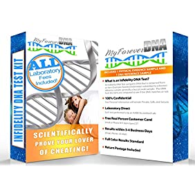INFIDELITY DNA TESTING KIT